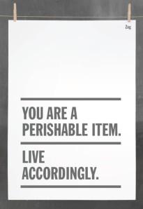 perishable item